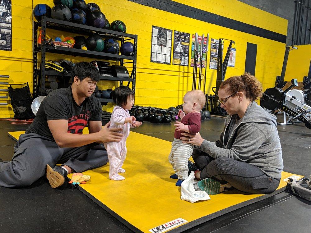 Baby CrossFit