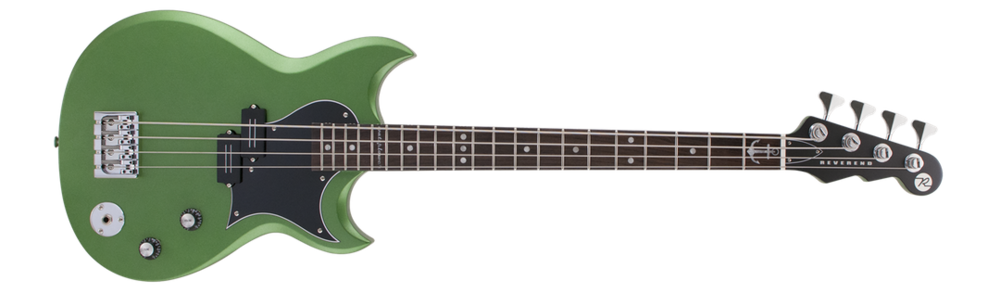 Mike Watt Wattplower Satin Emerald Green