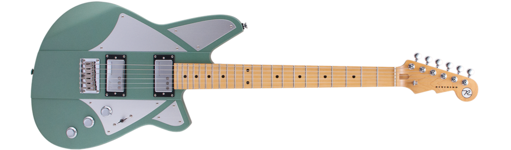 Billy Corgan Satin Metallic Alpine