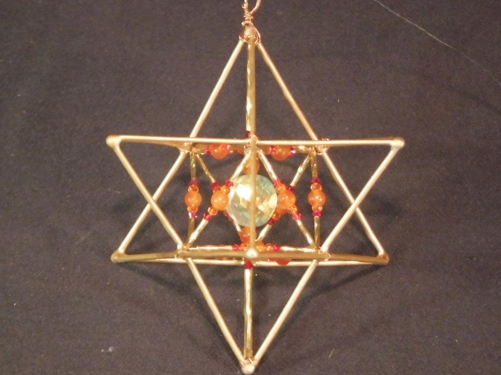Tanrtic Star Tetrahedron