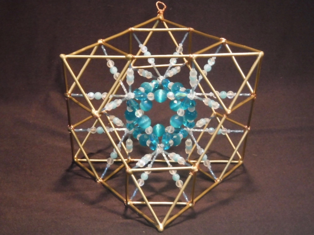 Beaded Prana Sphere