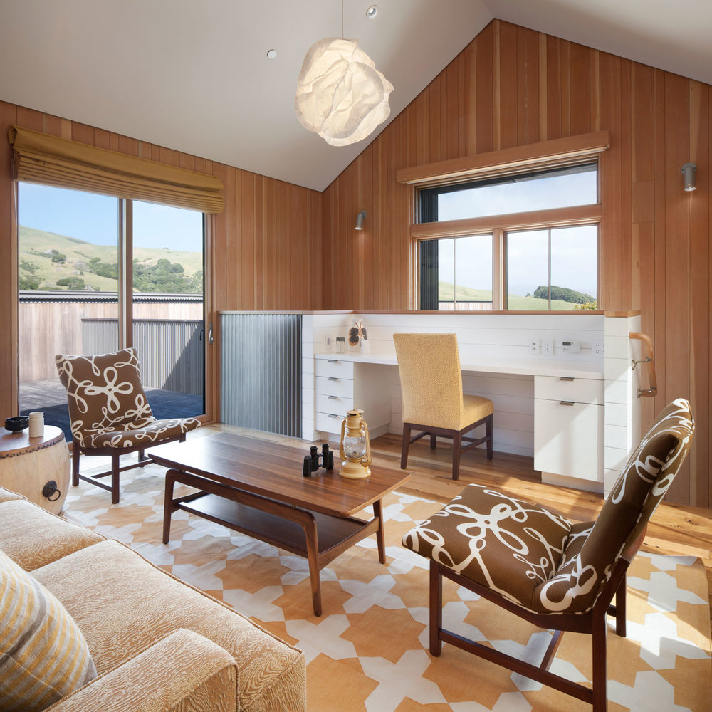 West Marin Ranch by Lotus Bleu Design