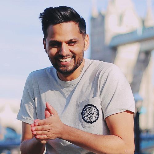 Jay Shetty, Filmmaker/Viral Content Creator/Storyteller