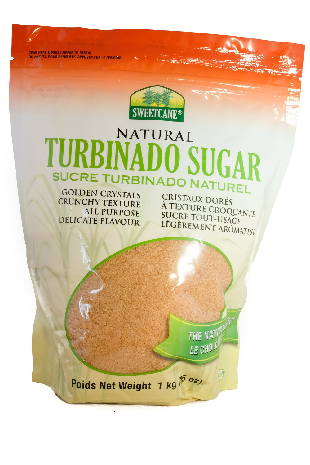 Natural Turbinado Sugar