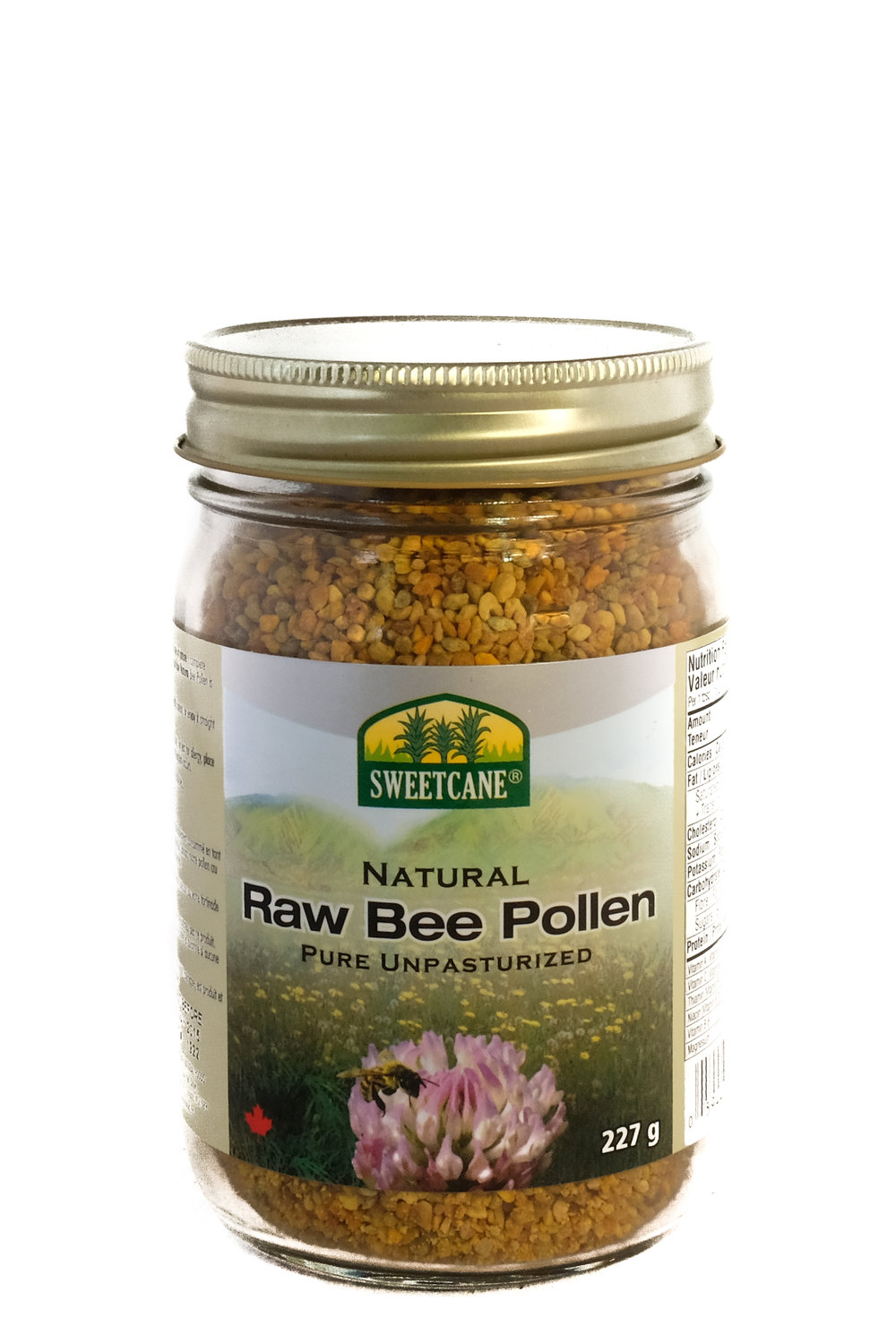 Natural Raw Bee Pollen