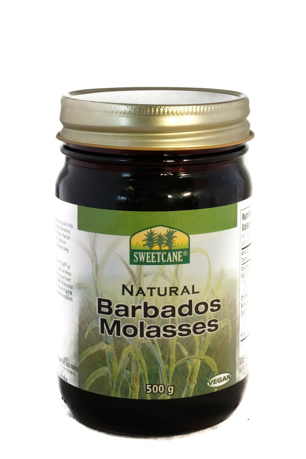 Natural Barbados Molasses