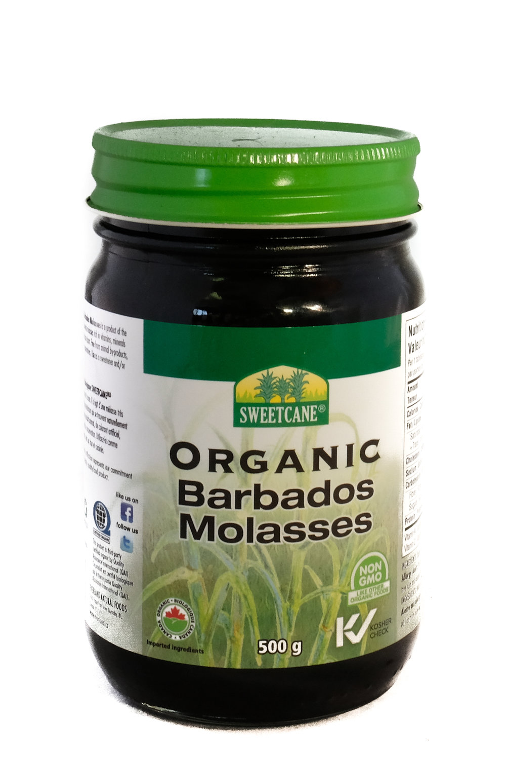 Organic Barbados Molasses