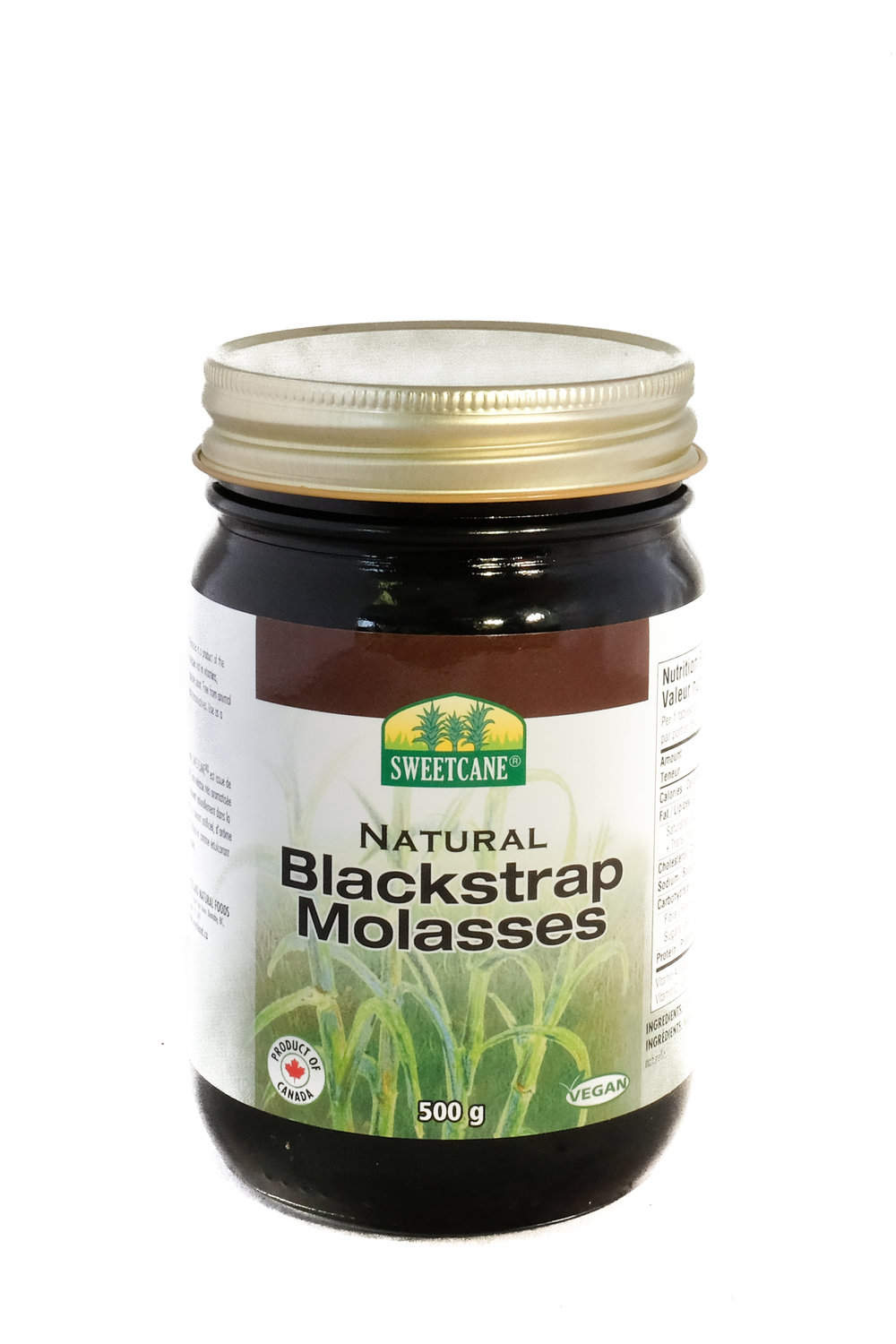 Natural Blackstrap Molasses