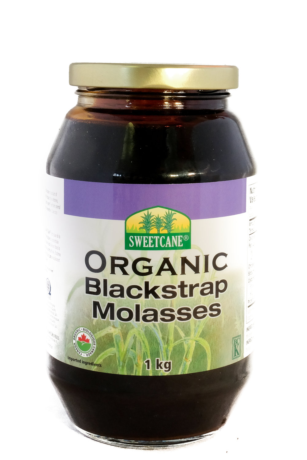 Organic Blackstrap Molasses