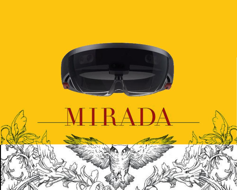 UX | Mixed Reality | Mirada Studios