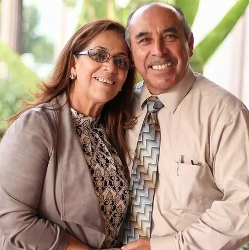 Pastores Ruben e Irma Duran