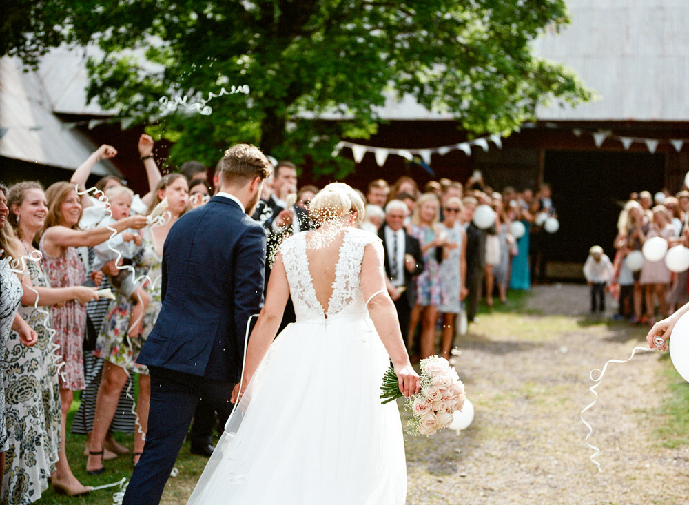 Sweden Destination wedding on Hasselblad H1