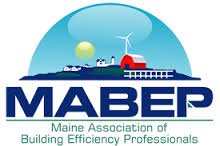 Maine Association of Building Efficiency Professionals Logo