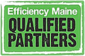 Efficiency Maine Qualified Partners Logo