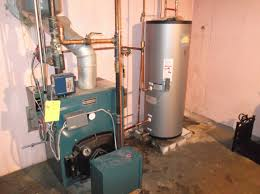 gas fired hot water heater