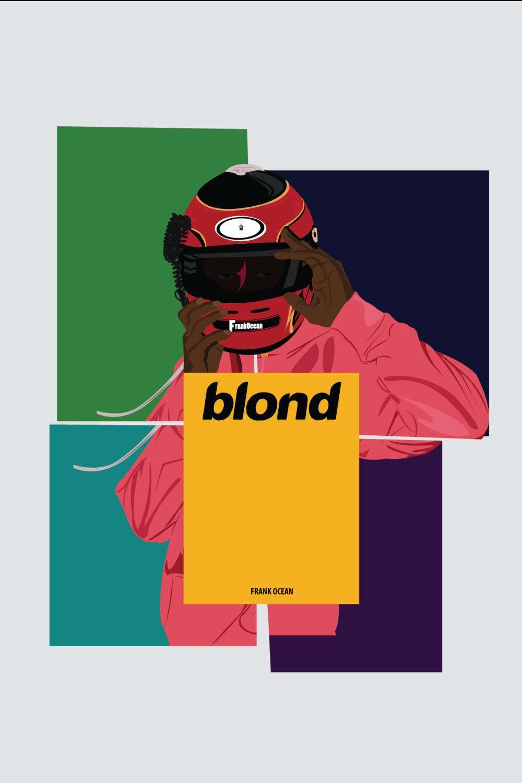 Blonde pt 1