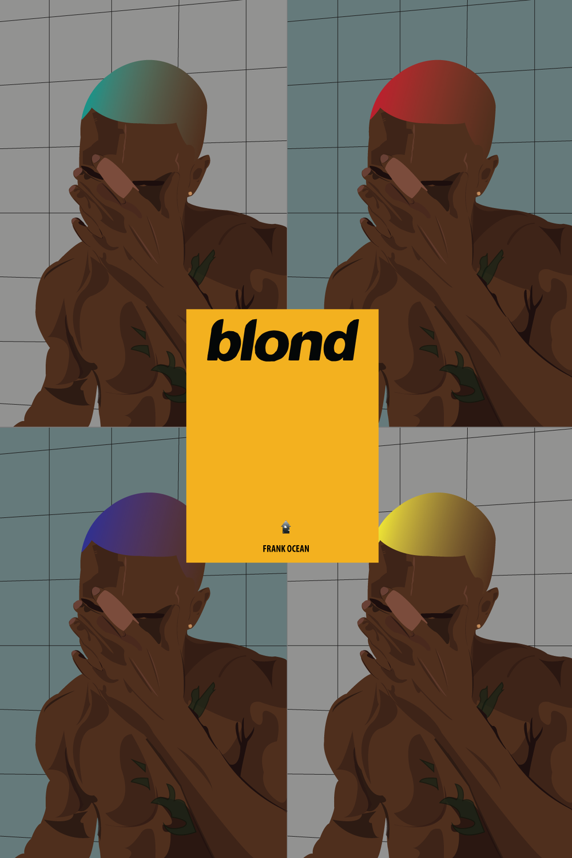 Blonde pt 2