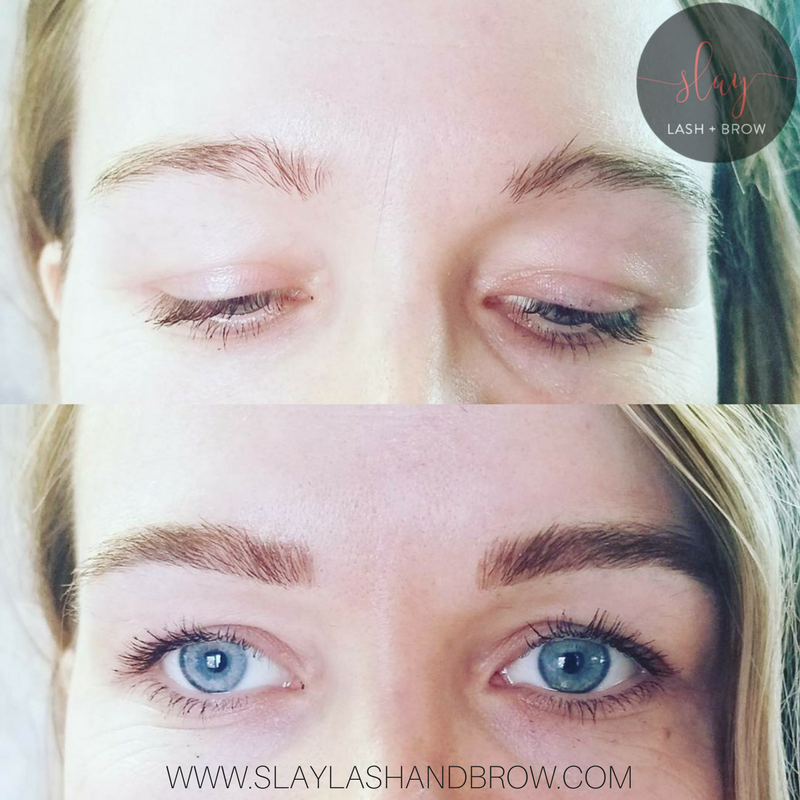 Microblading- $500 - Microblading is the process of implanting ink under the skin of the eyebrow area with a small, sterile, disposable tool. In order for your microblading to be perfect, a touch-up session is needed 6-8 weeks after your initial session. You should expect about 30%-40% of the pigment to fade and after the perfection session, you should expect your microblading to last 8-24 months depending on aftercare and skin retention. This service includes 1 touch up service. (Service time 2 to 2.5 hrs)Additional touch up service for current clients: $75Touch up service for new clients: $150