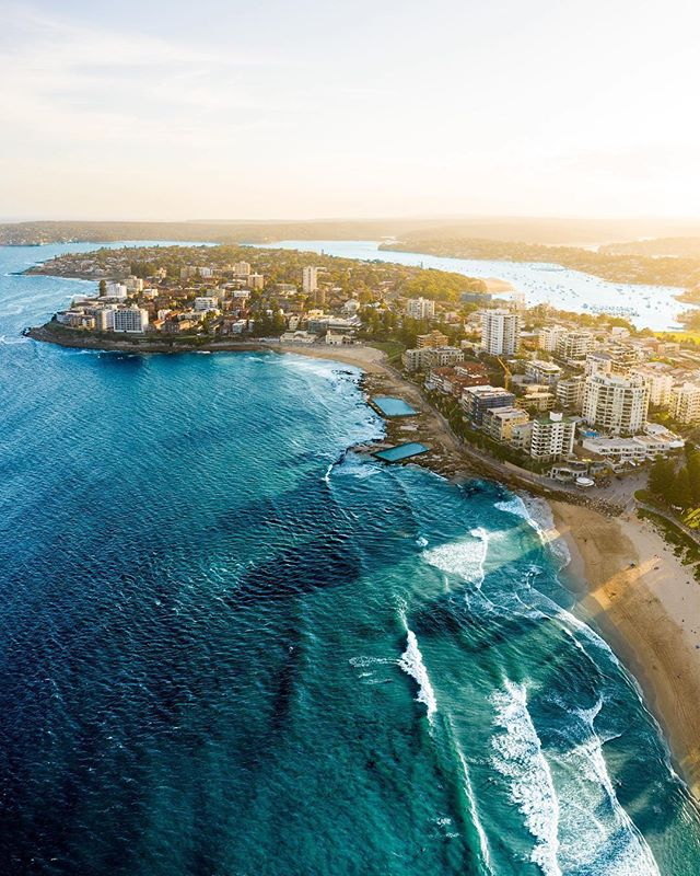 Just a little place we like to call home. #cronulla.  Beautiful photo by @chester_see