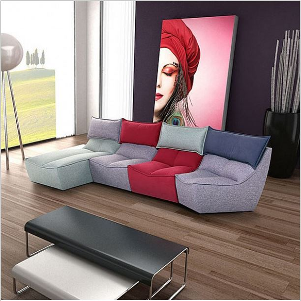 Hip Hop Calia Italia sofa