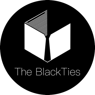 The BlackTies Logo (Round wname).png
