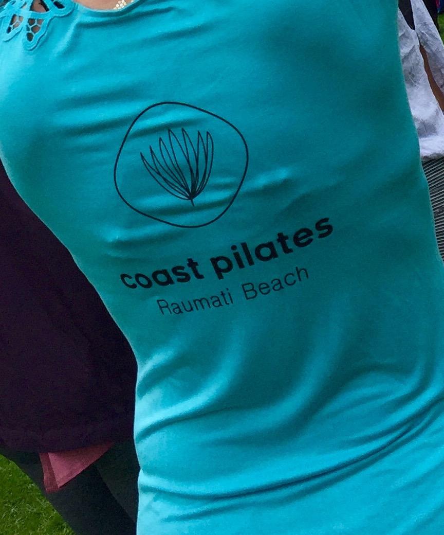 Coast Pilates T-shirt