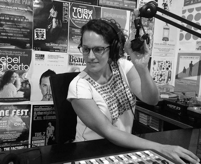 Our editor joined the incredible Phat Kat on her Eastside FM program 'Merchants of Sound' (89.7FM) last night to chat about all-things @forfilmssake_syd with some mentions in there of Geena Davis and last year's #AACTASausageParty protest  Have a listen via the link in bio  #FFS #FilmFestival #Sydney #PhatKat #EastsideFM #MerchantsOfSound #RadioHangs #🎧