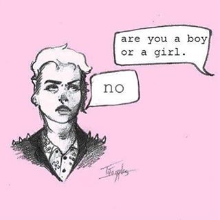 Nothing more required.  Image by Tony Toggles  #No #mindyourown #nope