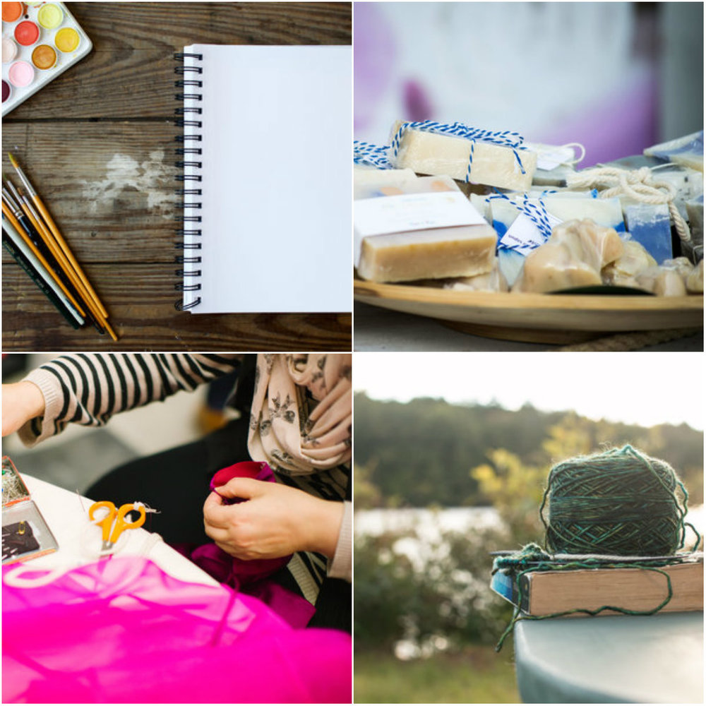 Get yourself a crafty GetKit! Giftable craft projects curated by us.