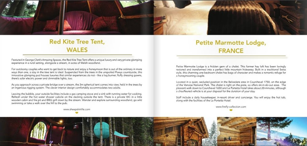 My Wedding (New Zealand)  Focus on Venues and Honeymoons     January 2016   The Tree Tent was featured in the January 2016 edition of My Wedding (New Zealand)  Focus on Venues and Honeymoons .
