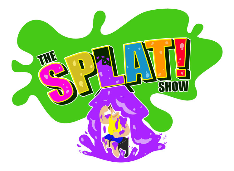 Commission for The Splat Show (@SplatHQ) Branding