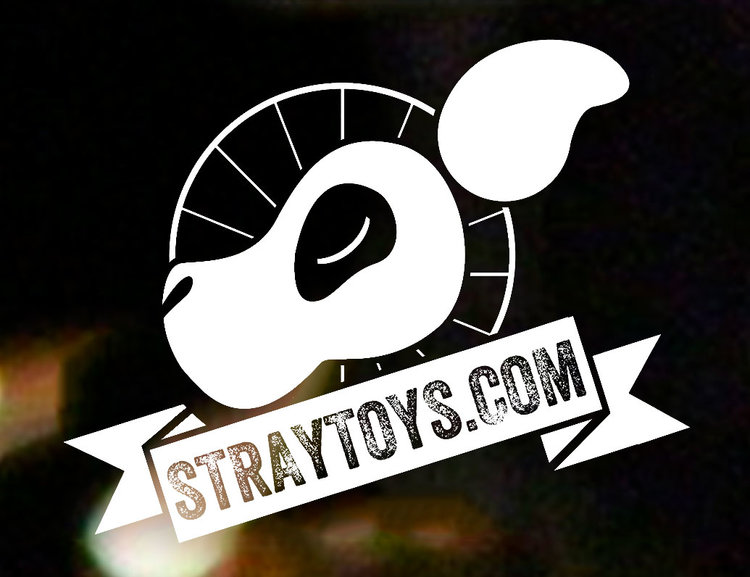Commission for StrayToys.com Logo design