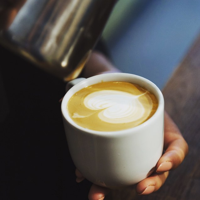 We just can't function in the mornings without it. Our #coffee also comes in 100% #recycleable #sustainable #papercups It doesn't take much to make a difference, we started with our cups.  #flatwhite #cappuccino #latte