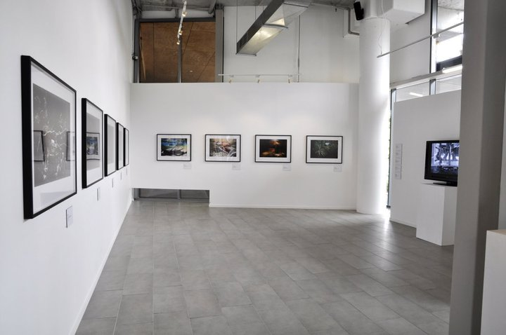 Install at the Queensland Center for Photography.