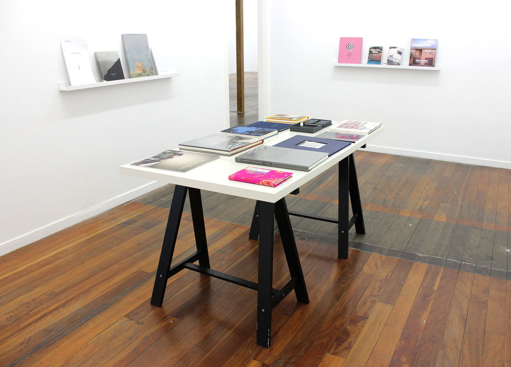 _ on this site, book exhibition