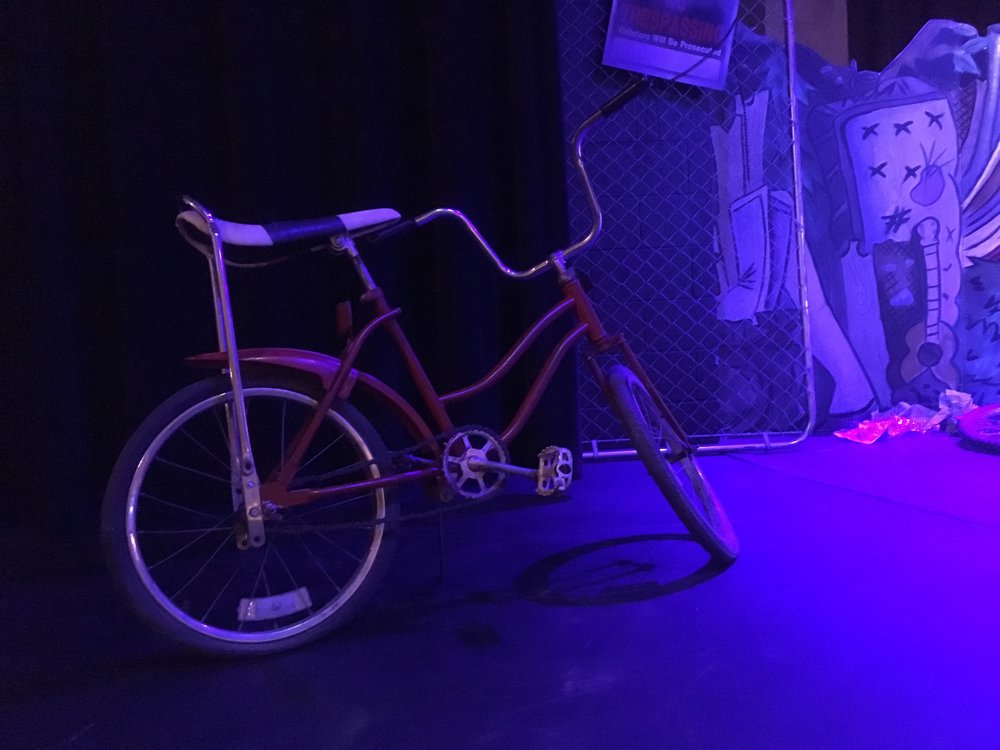 """""""The"""" Red Bike"""