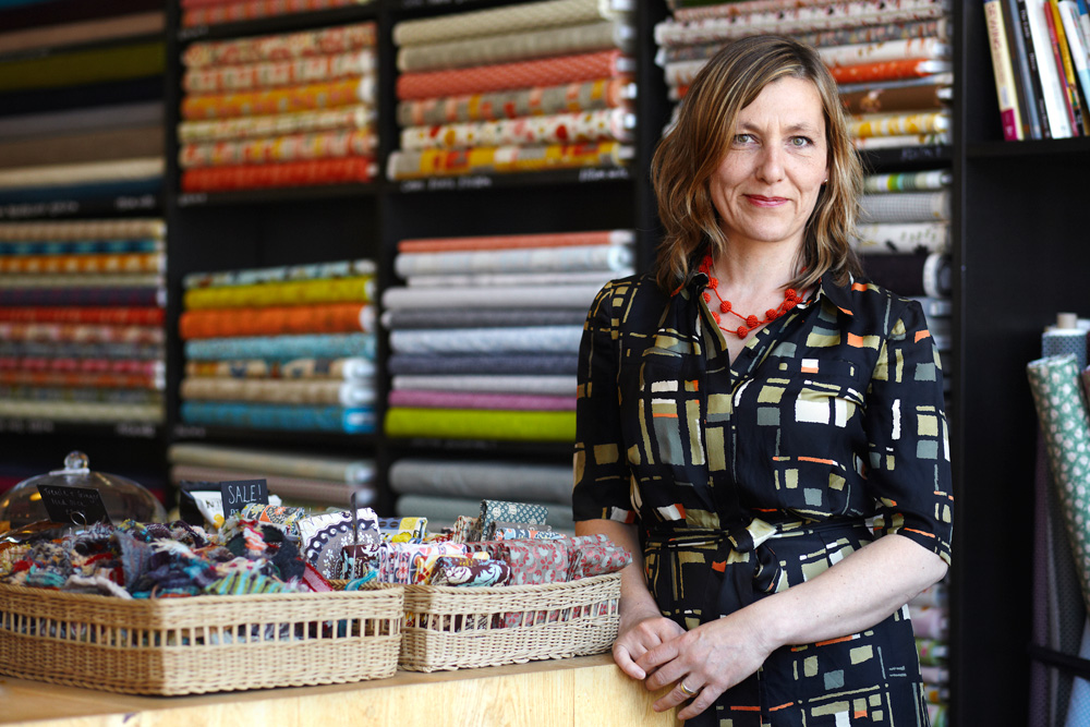 Rachel Hart /  Small business owner / Islington