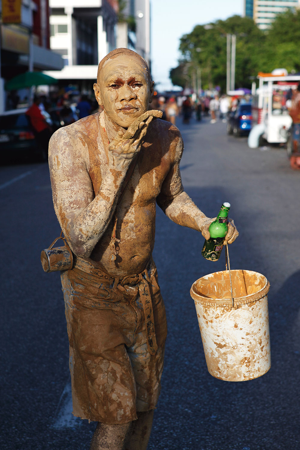 J'ouvert /  Port-of-Spain, Trinidad /