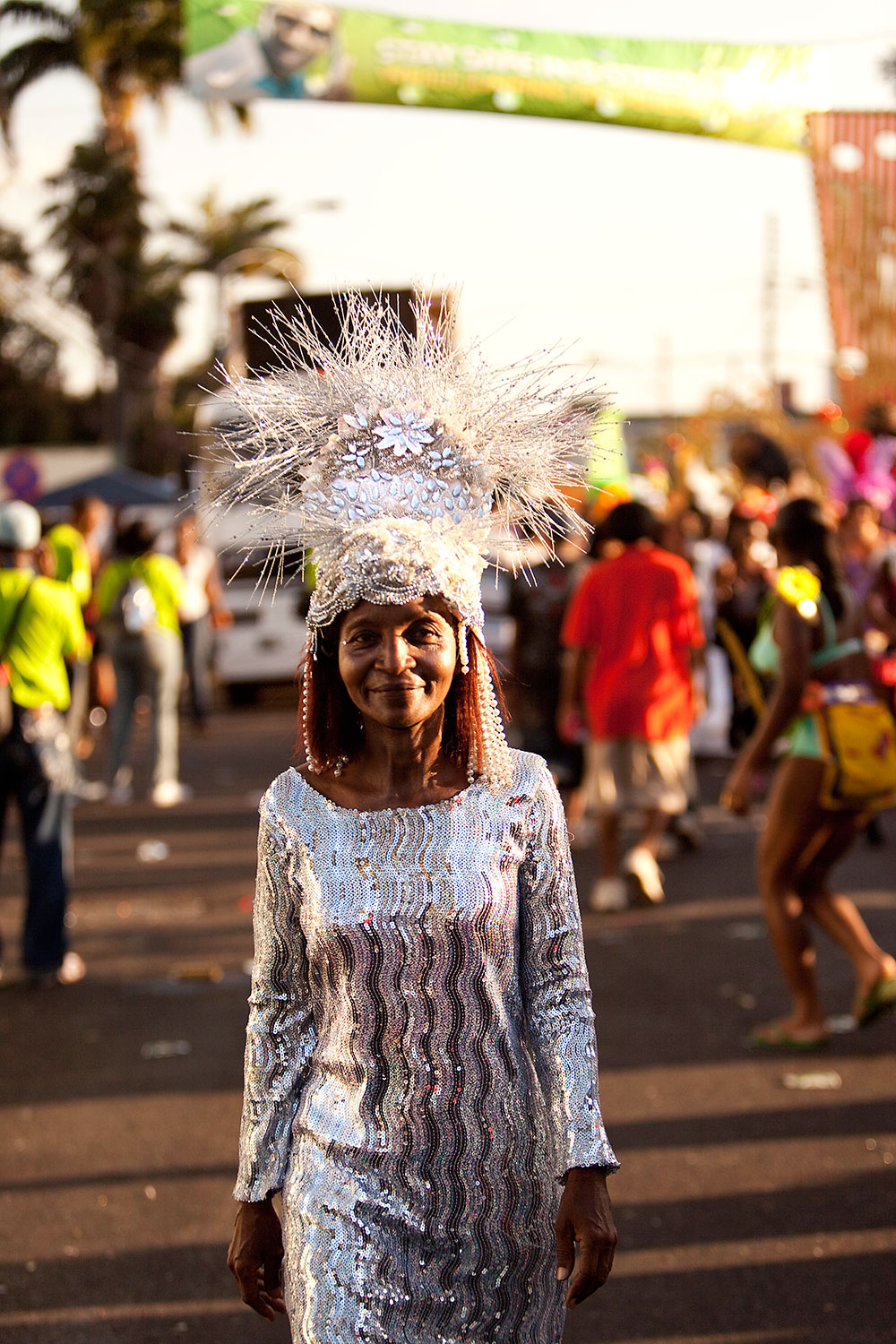 Masqueraders /  Port-of-Spain, Trinidad /