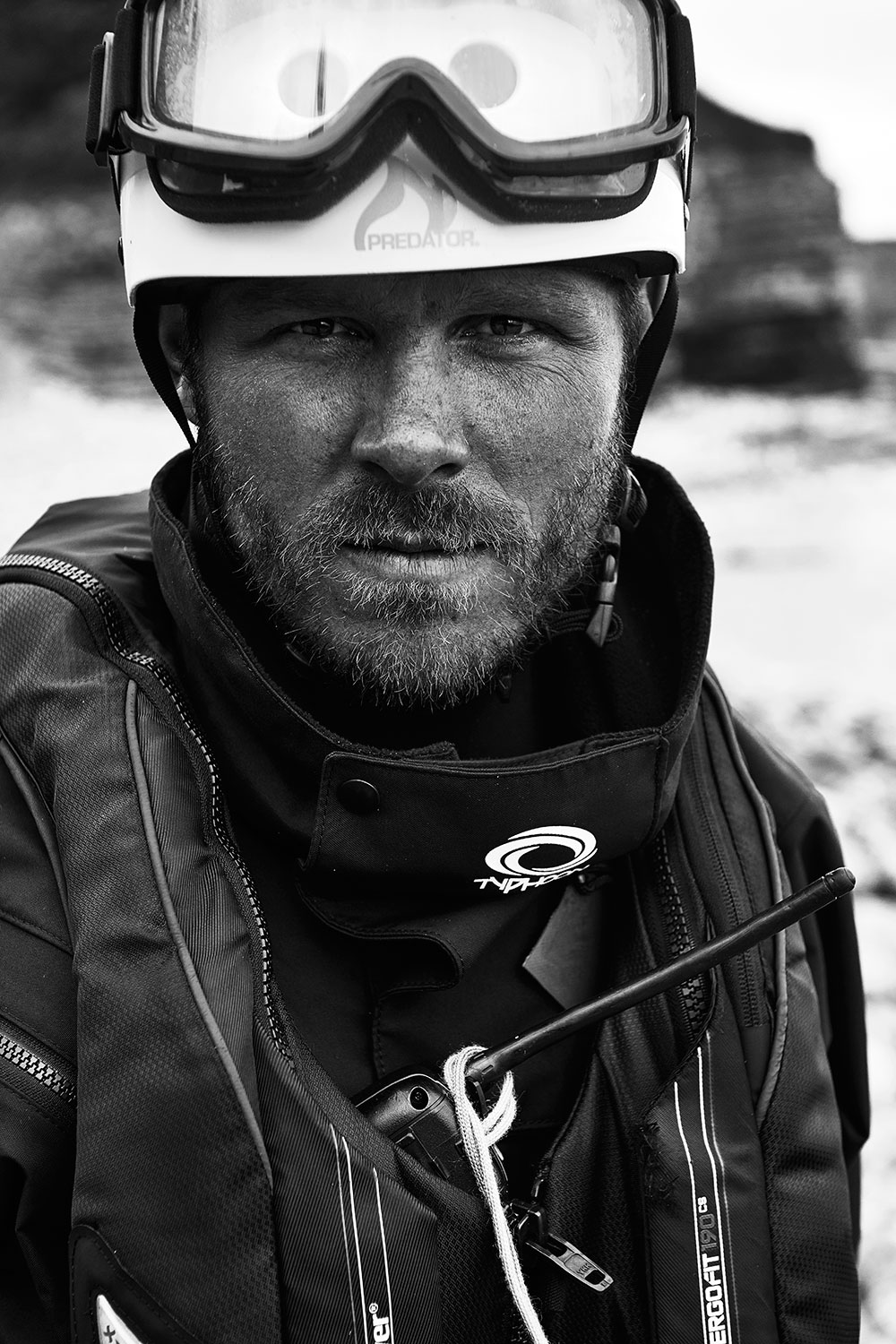 Tom /  Atlantic Pacific / International Boat Rescue Project /