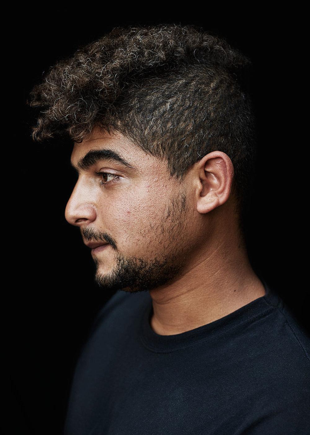 Ali  / Syria / Former student / Refugee, Greece /