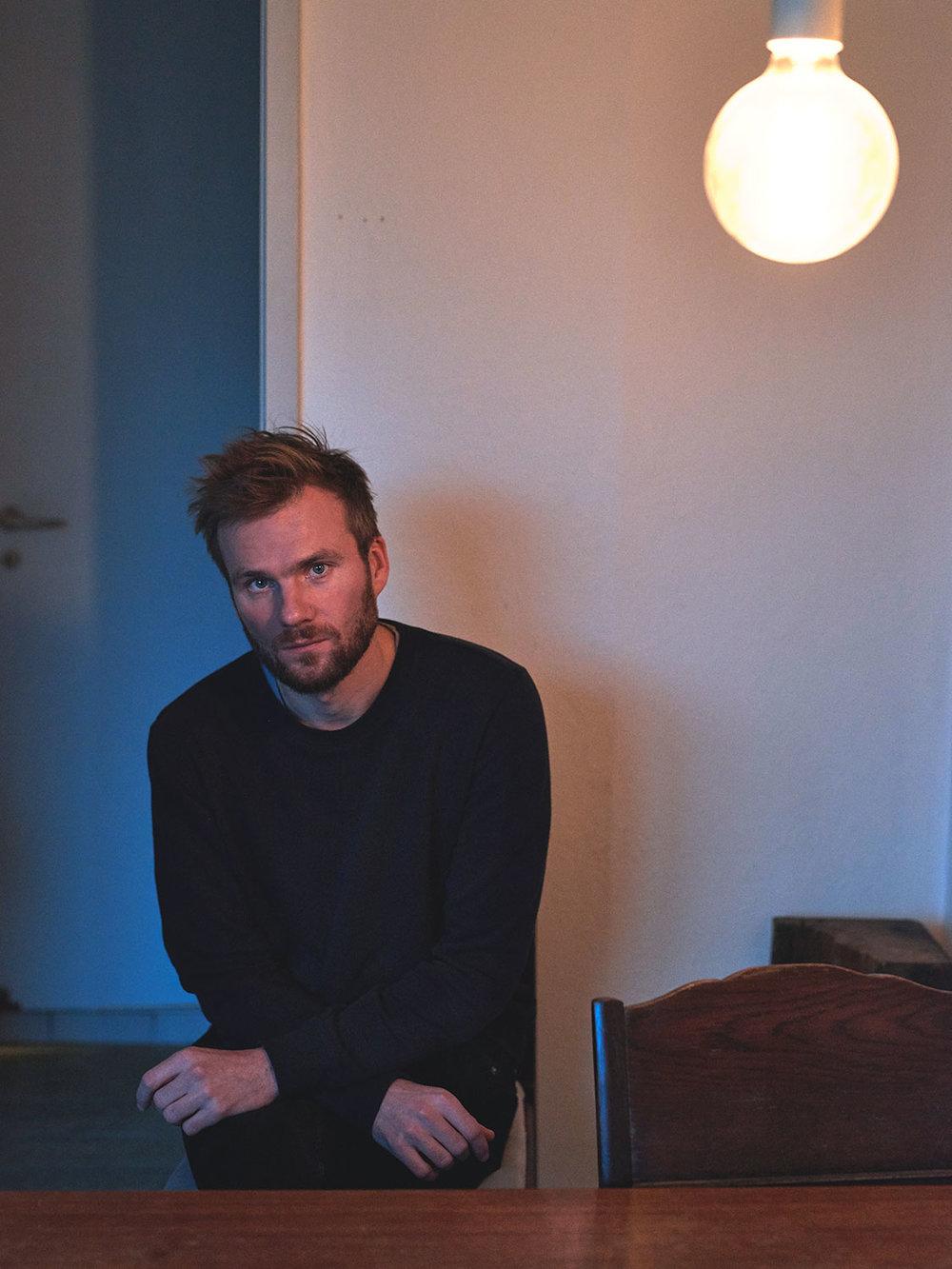 Mads Hedegaard /  Danish film director / Copenhagen, Denmark /