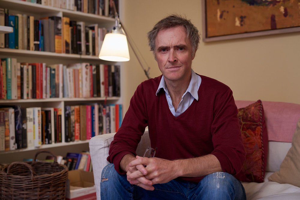 William Fiennes  / Best-selling Author / feature story / The Guardian /