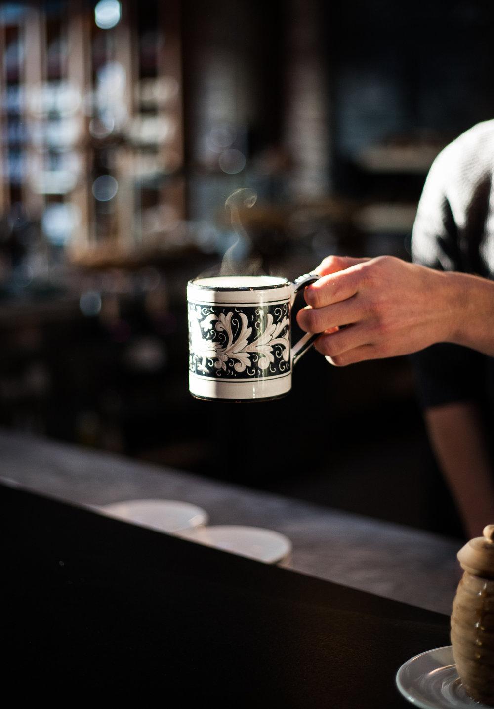 Accio Coffee!   (Photo for La Colombe)