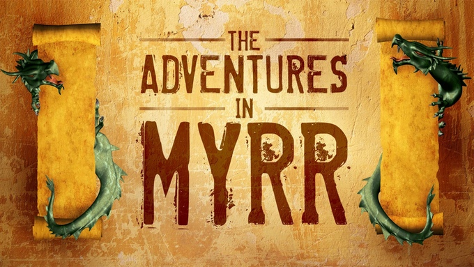 The World of Myrr Kickstarter Campaign