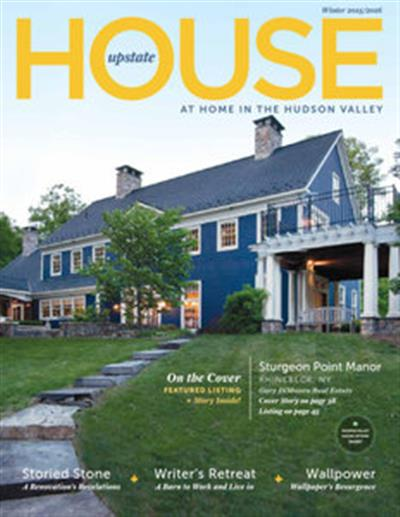 UPSTATE HOUSE MAGAZINE