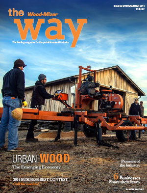 THE WOOD-MIZER WAY
