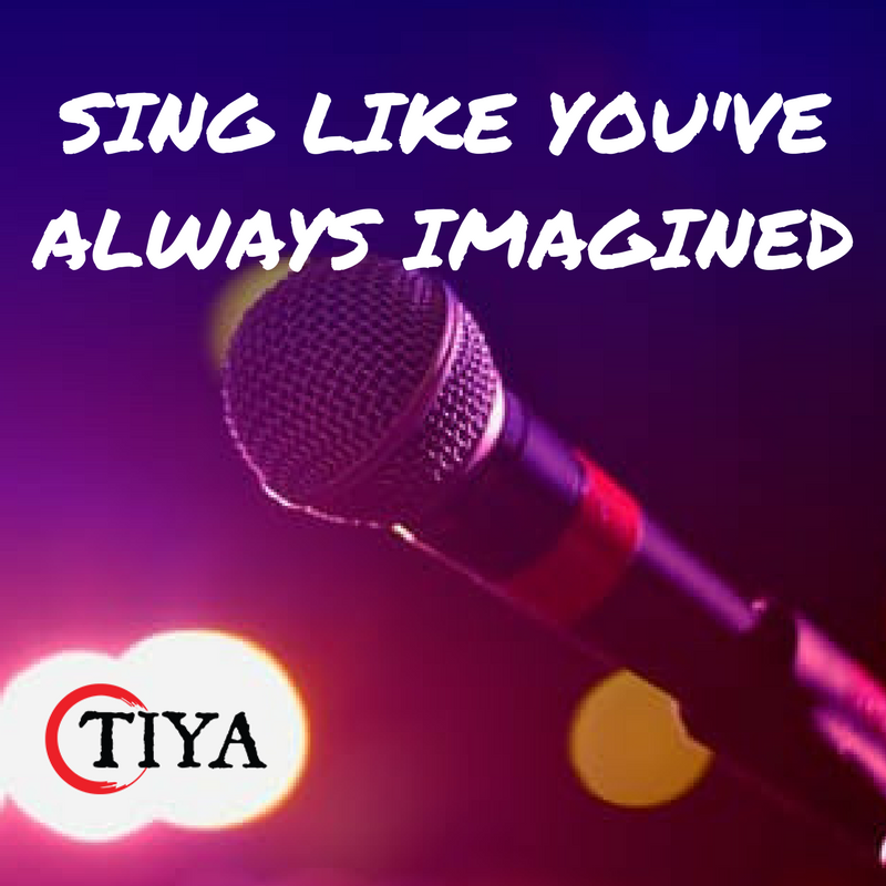 - Want to belt like Beyonce, riff like the Weeknd, and rock like Imagine Dragons?The first thing to do is build your voice and focus on tone quality. The Sing Like You've Always Imagined online course walks you step by-step with a concise 80 page manual of the TIYA process, 50+ videos which systematically guide you through each exercise, and 32 vocal training MP3s (both male and female) to condition your voice daily. Lifetime access, plus course updates (videos/mp3's) if needed when requested by a TIYA member.