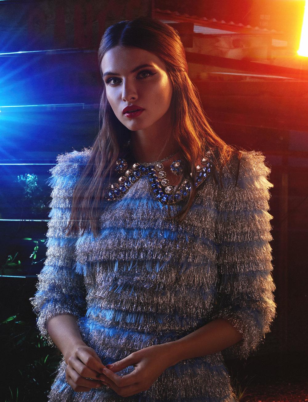 Dolce & Gabbana / George McLeod / Luxure Magazine