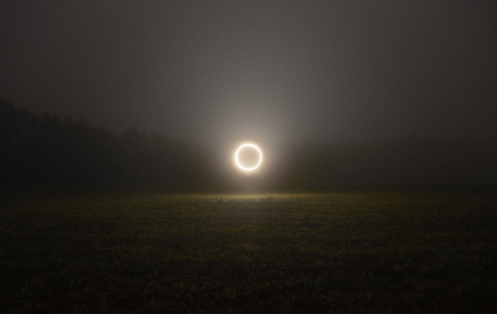 Landscape / Halo / George McLeod